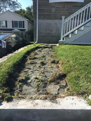 Before & After Walkway in Malden, MA (1)