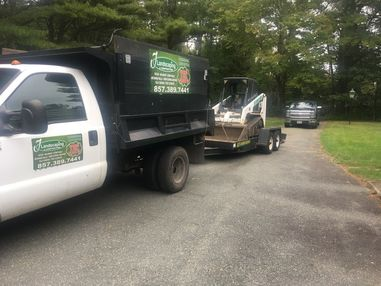 Landscaping in Boxford, MA (1)