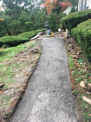 Before & After Walkway in North Andover, MA (1)