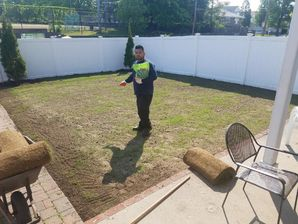 Sod Installed in Everett, MA (1)